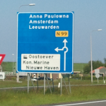 Routebeschrijving Den Helder (N9)